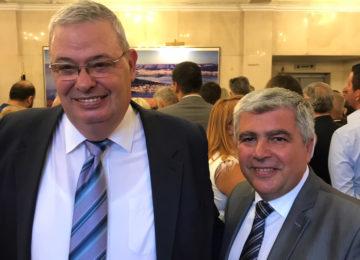Ο νεοκλεγείς Δήμαρχος Πρέβεζας  κ.Νίκος Γεωργάκος  τίμησε τον θεσμό του Περιφερειακού Συμβουλίου  δίνοντας το παρών  στην  σημερινή τελετή ορκωμοσίας  που πραγματοποιήθηκε  στο Διοικητήριο Ιωαννίνων.
