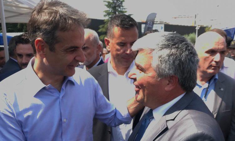Σημαντικές συναντήσεις του Δημάρχου Πρέβεζας κ. Νίκου  Γεωργάκου στο πλαίσιο της αποστολής του  στην Διεθνή Εκθεση Θεσσαλονίκης.